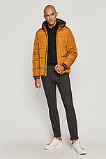 Куртка мужская утеплённая жёлтая Medicine, фото 2