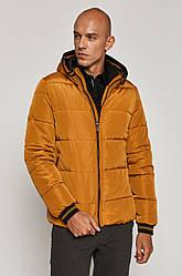 Куртка мужская утеплённая жёлтая Medicine