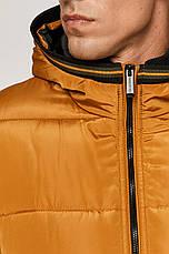 Куртка мужская утеплённая жёлтая Medicine, фото 3
