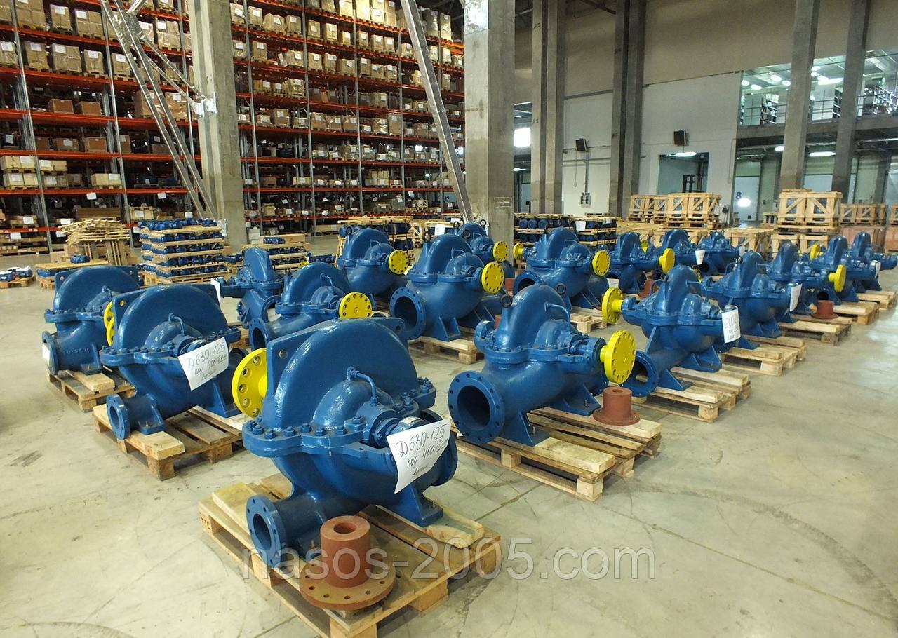Насос Д 6300-80-2 для воды центробежный агрегат Д6300-80