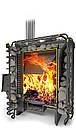 Дровяная печь для бани и сауны Теплодар Сибирский Утес 20 ЛП профи с ГЛП, фото 2