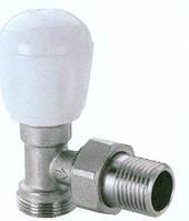 Клапан угловой ручной для радиатора DN15
