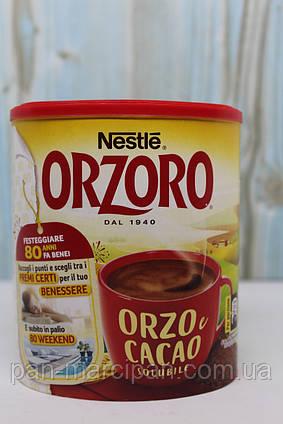 Ячмінний напій Orzoro Nestle (orzo+cacao) 180г Італія