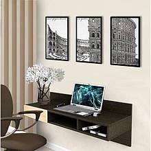 Навесной компьютерный стол CH AirTable X1 Mini. Разные размеры и раскраски. Можно покупать отдельные