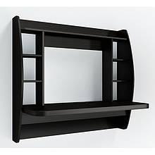 Навесной компьютерный стол CH AirTable-I. Разные размеры и раскраски. Можно покупать отдельные комплектующие.
