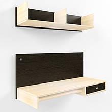 Навесной компьютерный стол CH AirTable R1 Kit. Разные размеры и раскраски. Можно покупать отдельные