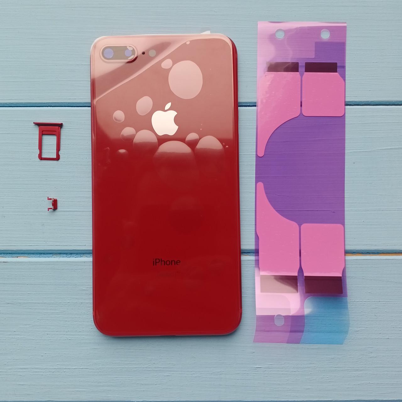 Корпус Apple iPhone 8 Plus Red