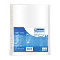 Файл глянцевий А4 50мкм DONAU 100шт. 1772100PL-00 172044