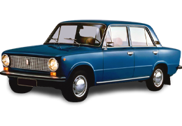 Виброизоляция для ВАЗ/LADA (Lada) 2101 -1988