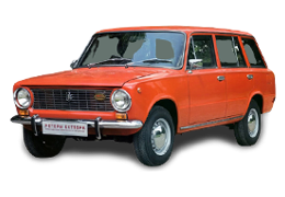 Виброизоляция для ВАЗ/LADA (Lada) 2102 -1986