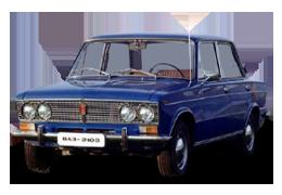 Виброизоляция для ВАЗ/LADA (Lada) 2103 -1984
