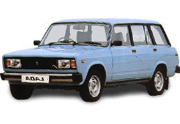 Шумоизоляция для ВАЗ/LADA 2104 -1984