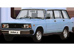 Виброизоляция для ВАЗ/LADA (Lada) 2104 -1984