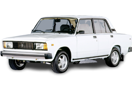 Шумоизоляция для ВАЗ/LADA 2105 -1980