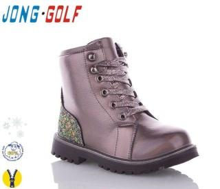 Черевики дитячі Jong-Golf-A2968-2-графіт-(разів.з 22 по 27)