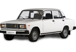 Шумоизоляция для ВАЗ/LADA 2107 1983-2014