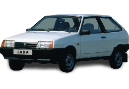 Шумоизоляция для ВАЗ/LADA 2108 1984-2014