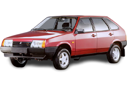 Шумоизоляция для ВАЗ/LADA 2109 1987-2011