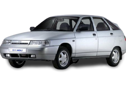 Виброизоляция для ВАЗ/LADA (Lada) 2112 1999-2008