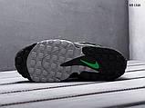 Nike Sportswear Air Max Speed Turf (серо/зеленые) cas, фото 5