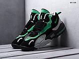 Nike Sportswear Air Max Speed Turf (серо/зеленые) cas, фото 2