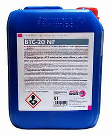 Охлаждающий агент Abicor Binzel ВТС-20 NF канистра 5 л (Германия)