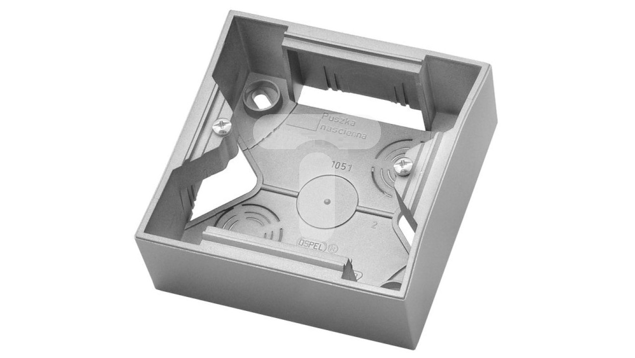 Адаптер з/у 2Х Lumina-Intens сріблястий
