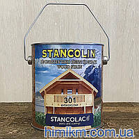 Пропитка-консервант для дерева на основе растворителя Станколин 2,5 литра
