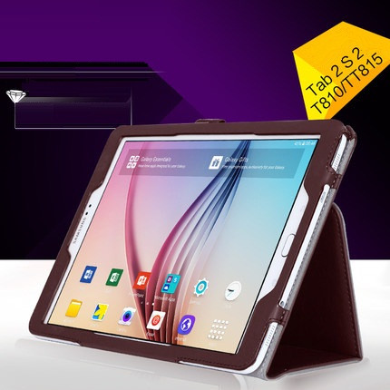 """Samsung T810 813 815 819 TAB S2 9.7 оригинальный чехол подставка для планшета с держателем """"COLOUR TIME"""""""