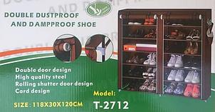 Подставка для обуви и вещей Double dustproof and Dampproof shoe