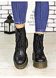 Ботинки зимние натуральная кожа Mart!ins Lace 7183-28з, фото 2