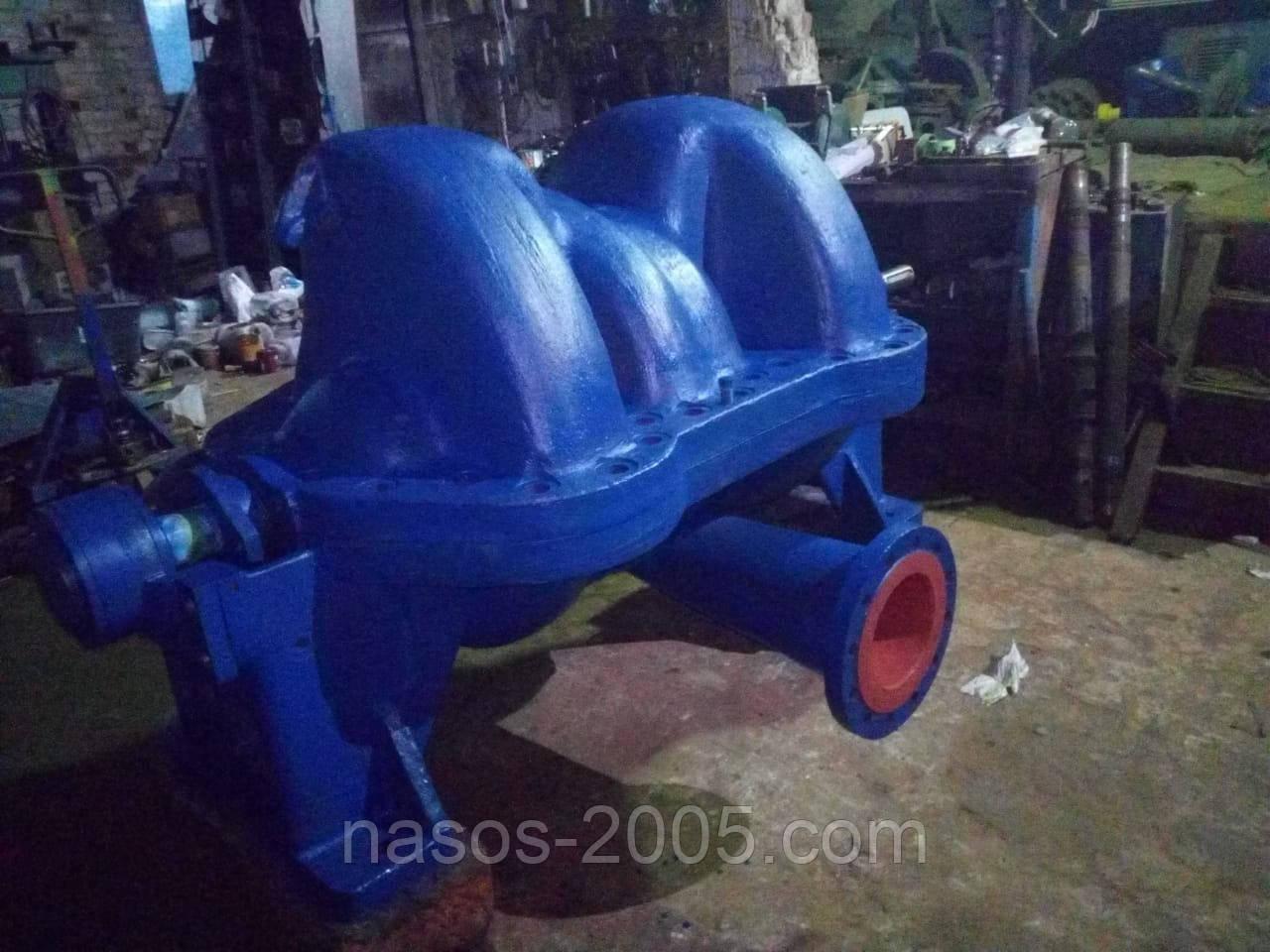 Насос ЦН 400-210 центробежный для чистой воды