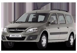 Защита двигателя и КПП для ВАЗ (VAZ) Largus 2012+