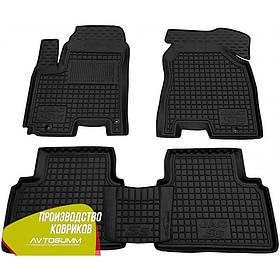 Автомобильные коврики в салон JAC S5 2012- (Avto-Gumm)