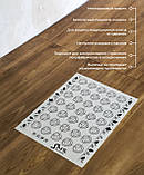 Силиконовый коврик для выпечки Beze, фото 5