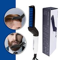 Чоловіча плойка-випрямляч для бороди і волосся NG-MODELLIN