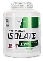 Изолят протеина для похудения Progress Nutrition Whey Protein Isolate 1800 г (Малина-Белый шоколад)