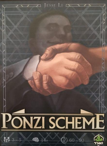 Настольная игра Ponzi Scheme