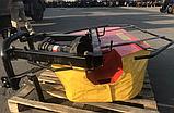 Роторная косилка КРН-1.35 (2 вала), фото 2