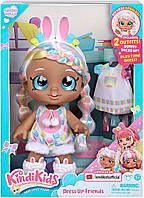 Кукла Кинди Кидс Марша Меллоу Наряжай друга Kindi Kids Marsha Mello Bunny Dress Up Friends 50064