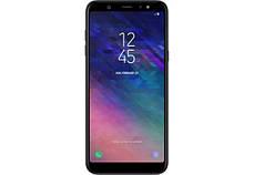 Смартфон Samsung Galaxy A6 Plus A605F Black Stock A-, фото 2