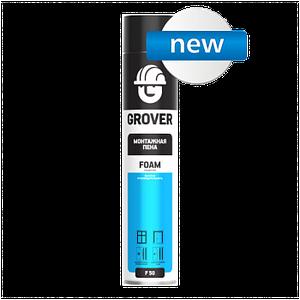 Grover Монтажная пена стандартная F50