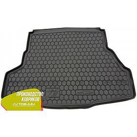 Автомобильный коврик в багажник JAC J5 2013- (Avto-Gumm)
