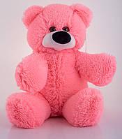 Плюшевый мишка Алина Бублик 55 см розовый, фото 1