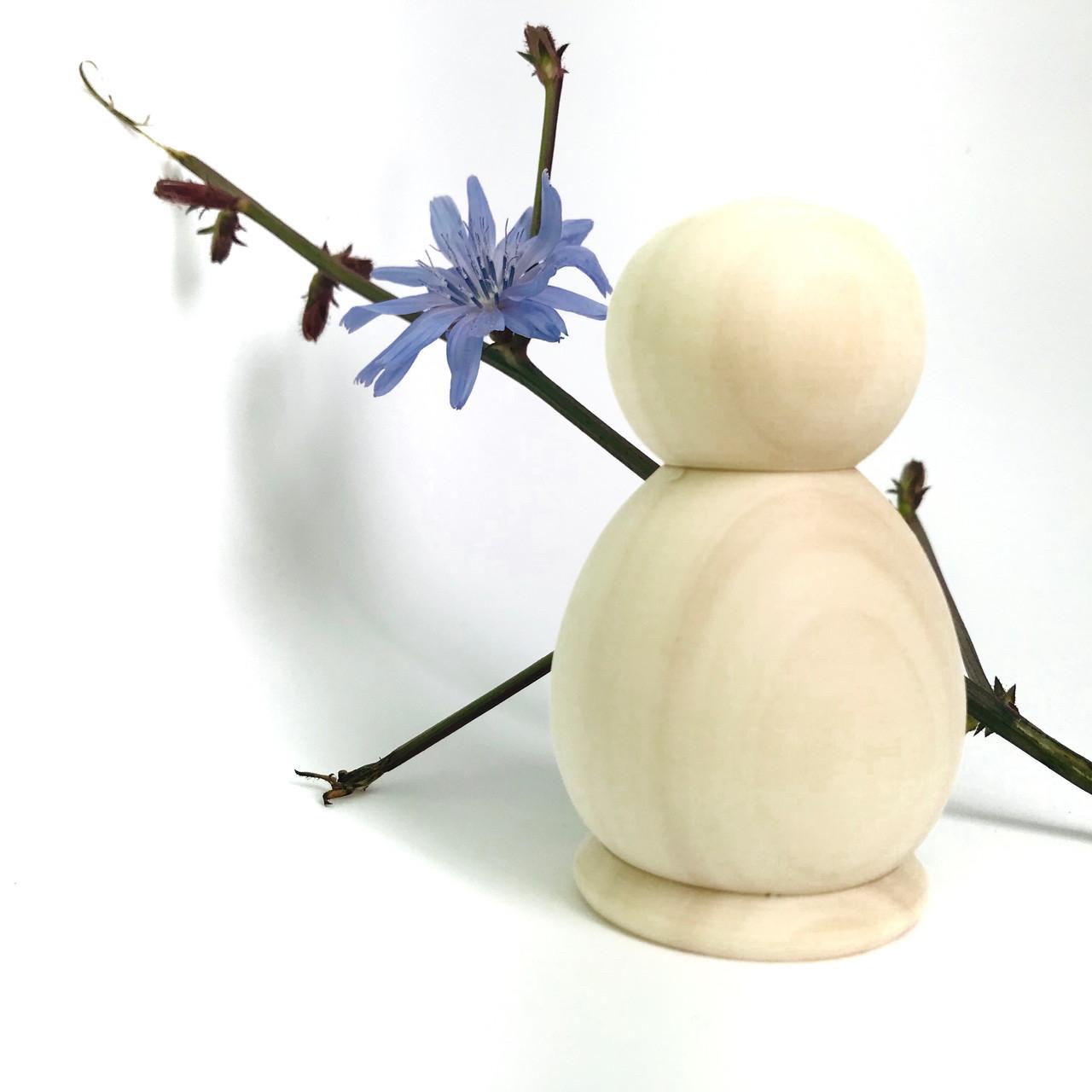 Заготовки дерев'яні ляльки 1-2