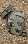 Универсальная рыбацкая сумка для поводочницы, 4 катушек, 8 банок бойлов, и др. рыболовных аксессуаров, фото 8