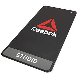 Мат для аеробіки Reebok Studio Mat RSYG-16021BK