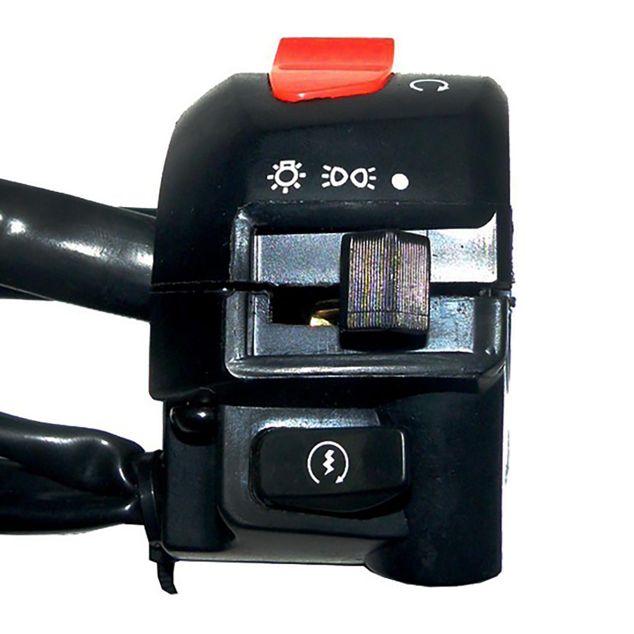 JS150-3 R6 Блок кнопок руля ПРАВЫЙ Jianshe - CF5-570000-0