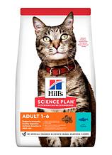 Корм Hills (Хілс) SP Feline Adult Optimal Care Tn для дорослих кішок з тунцем, 400 г
