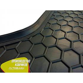 Автомобильный коврик в багажник Опель Астра К Opel Astra K 2016- Universal (Avto-Gumm)